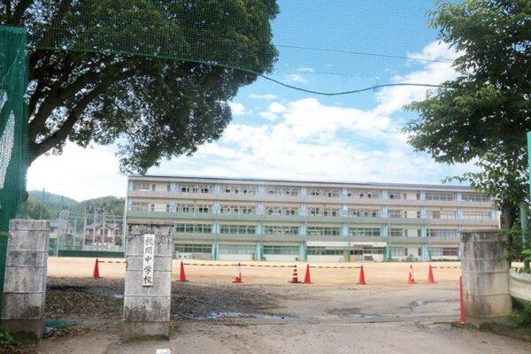 挾間中学校
