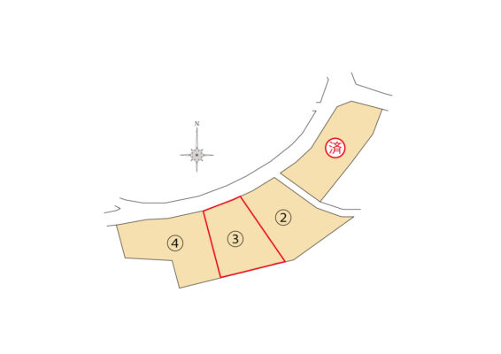 森4区画 No.3
