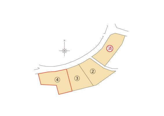 森4区画 No.4
