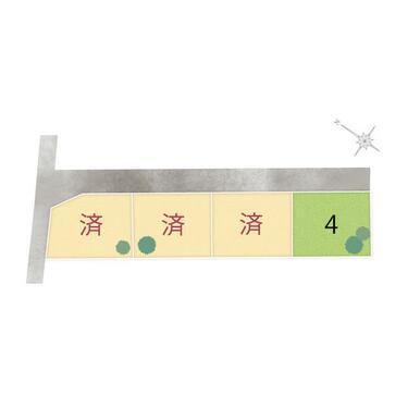丹生4区画 No.4